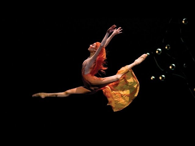 "SF Ballet in Yuri Possokhov's ""Firebird"""