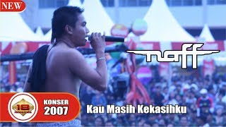 Asyiknya 34 Naff 34 Bawain Lagu 34 Kau Masih Kekasihku 34 Live Konser Makassar 14 April 2007