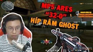 HIẾP DÂM GHOST với MP5 ARES • Pino NTK