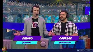 FORTNITE WORLD CUP 2019 FEAT DRLUPO AND COURAGE