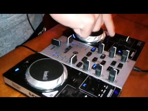 EDM MIX - Hercules Dj Control Instinct S live mix