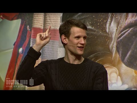 Matt Smith s Final Panel - Full Q&A - The Eleventh Hour - Doctor Who 50th Anniversary
