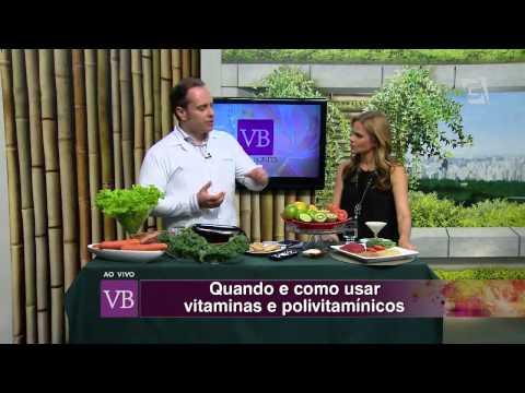 Você Bonita - Vitaminas e Polivitamínicos (27/07/15)