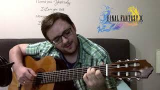 Final Fantasy 10 - Calm Before The Storm (Guitar Cover)