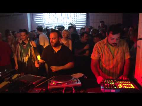 Aérea Negrot live in the Boiler Room Berlin