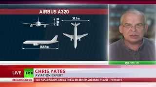 BREAKING: Germanwings flight 4U2595 crashes in southern France