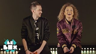 Ella Eyre Sings Spice Up Your Life with Sigala | BeBoxMusic