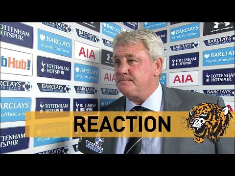 Tottenham Hotspur v The Tigers | Reaction With Steve Bruce