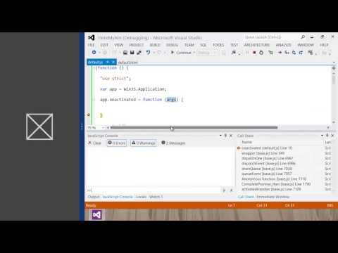 Programming Windows 8 Apps using HTML5, CSS3 & JavaScript