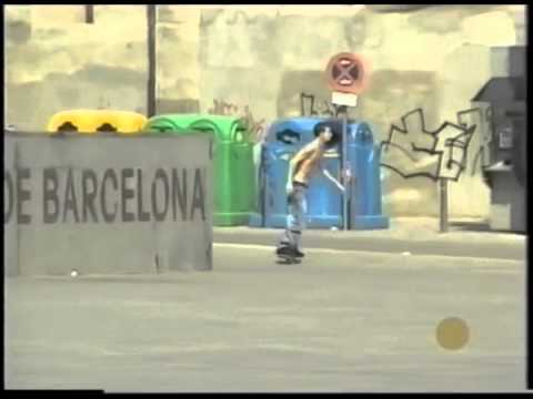 kerry getz on video magazine skateboarding 2000