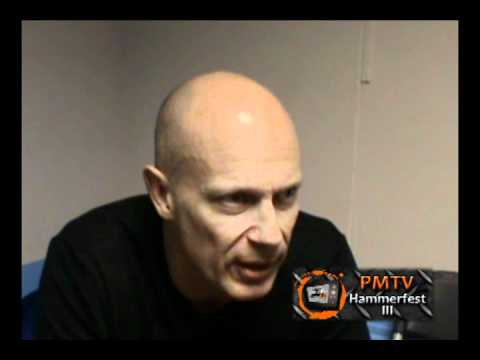Interview with Wolf Hoffmann from Accept @ Hammerfest III 2011