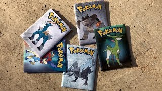 *NEW* INSANE LEGENDARY POKEMON BOOSTER PACKS!