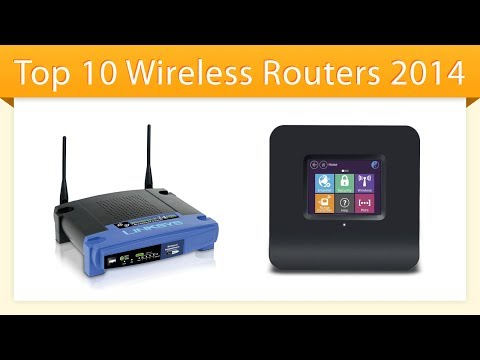 Top 10 Wireless Routers 2014   Top Router Review