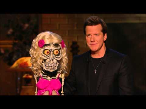 Jeff dunham minding the monsters zombie pumpkins for Achmed the dead terrorist halloween decoration