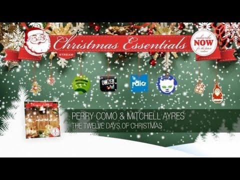 Perry Como & Mitchell Ayres - the Twelve Days of Christmas // Christmas Essentials