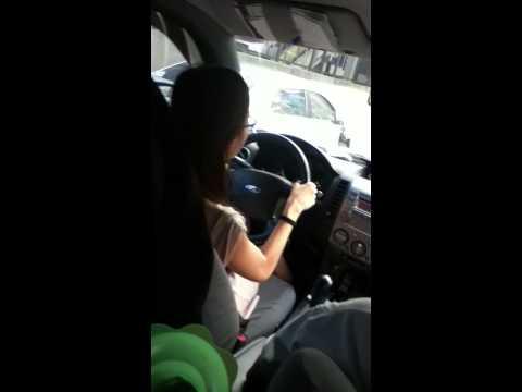 Driving on EDSA!