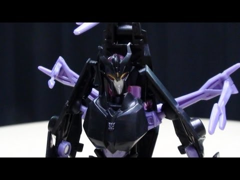 Transformers Prime RID Deluxe AIRACHNID: EmGo's Transformers Reviews N' Stuff
