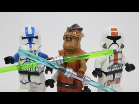 LEGO Star Wars 2013 Winter Minifigure Highlights
