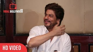 Shahrukh Khan Trolling A Reporter | Funny Moment With SRK | Eid Celebratioon