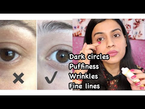 How To Reduce Dark Circles | Best Under Eye Gel for Dark Circles in India ? | Nidhi Chaudhary