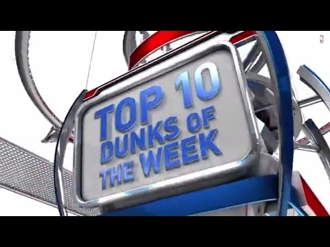 Top 10 NBA Dunks of the Week: 3/8 - 3/14
