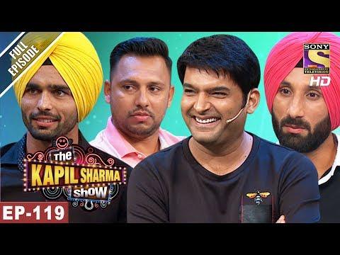 The Kapil Sharma Show - दी कपिल शर्मा शो - Ep - 119 - Fun With India Hockey Team - 8th July, 2017 thumbnail