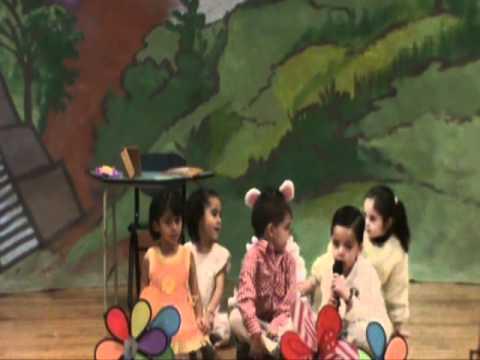 Jard n de ni os obra de teatro benito ju rez youtube for Actividades para jardin infantil