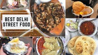 BEST STREET FOODS IN DELHI | Golgappa Girl