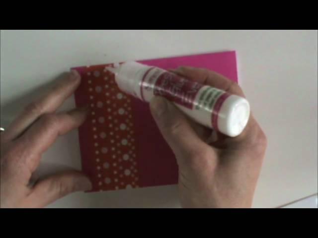 Best Glue Ever- Adhering Ribbon