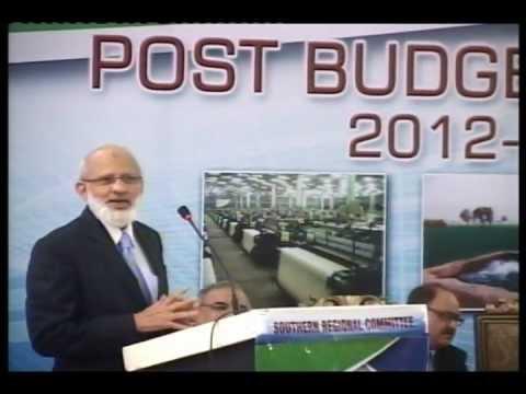 ICAP Post Budget Seminar 2012 Karachi - 11
