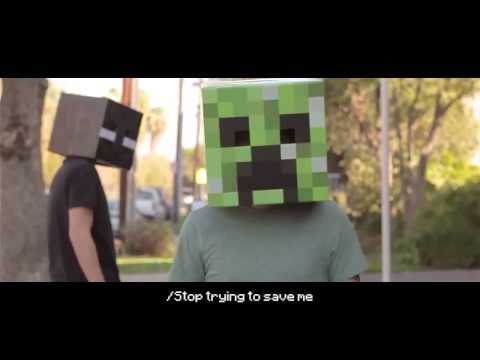 ♪ 'Friends With A Creeper' - Minecraft Parody 1 Hour Loop