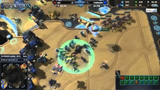StarCraft II epic moments by RuXeR