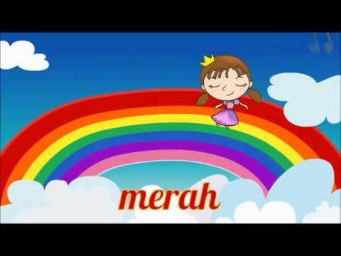 Lagu Kanak Kanak : Warna-warni Pelangi video