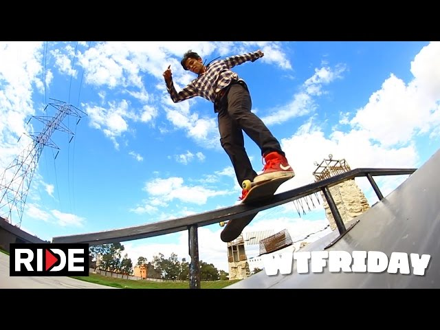 Alex Brindis - WTFriday!