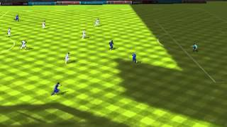 FIFA 13 iPhone/iPad - ZSKA Moskau vs. A. Vladikavkaz