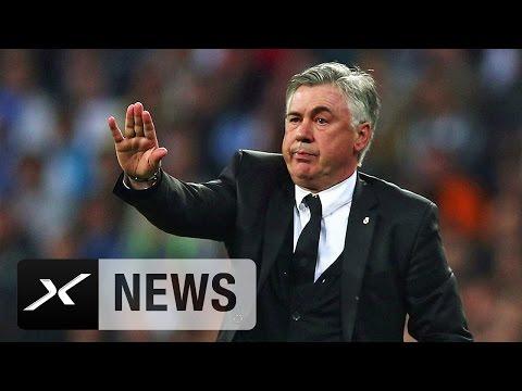 Carlo Ancelotti: Deshalb gehe ich zum FC Bayern München | Ancelotti ersetzt im Sommer Pep Guardiola