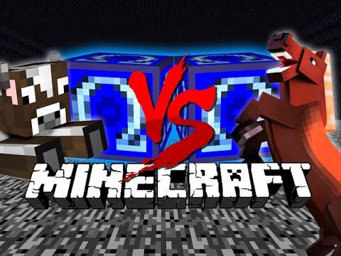 Minecraft: Omega Lucky Block Challenge | Morph Mod Hunt video