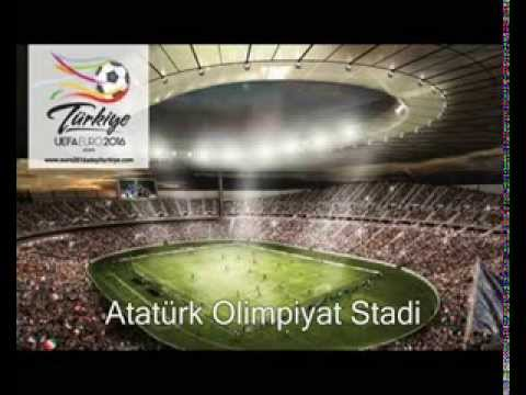 Euro 2016 Turkey | Stadiums ♥