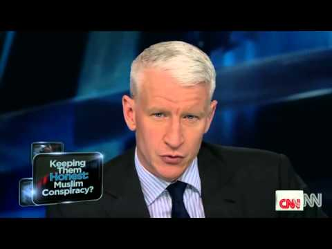 Video: Anderson Cooper Slams Michele Bachmann's Islamophobic Witch Hunt