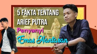 Download lagu Profil Arief Putra Penyanyi Emas Hantaran Yang Sedang Viral   5 Fakta Tentang Arif Putra