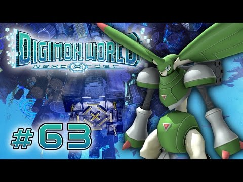 Digimon World: Next Order - Lets Play Part #63 【 Deutsch / German 】 - Ein Handy für Rapidmon