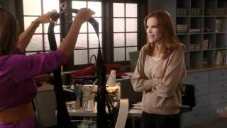 "Desperate Housewives - Bree & The ""Exercise Equipment"""