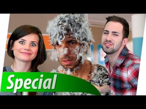 Fack Ju GÖhte Schnittchen, Ritzen Und Peniskritzeleien - Setbesuch Bei Elyas M´barek Mit Joyce video
