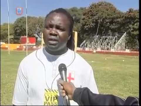 MUVI TV - Rugby National Team Cameroon bound