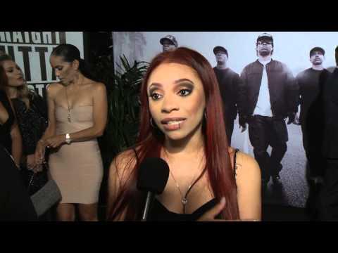 Straight Outta Compton: EB Red Carpet Premiere Interview