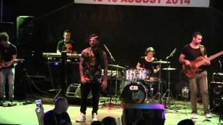 Alex Velea - Cai verzi pe pereti @ Ruga Chisozeana ( 15.08.2014 ) - Live Band