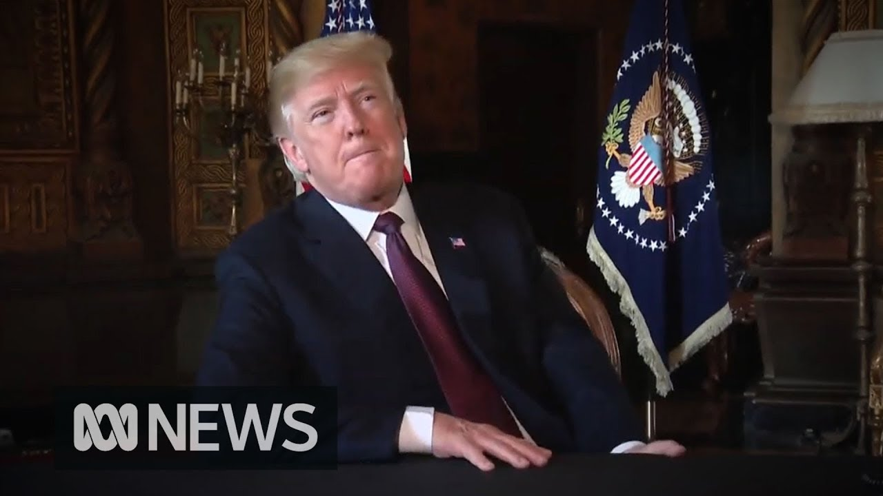 What is President Trump thankful for this Thanksgiving? | ABC News