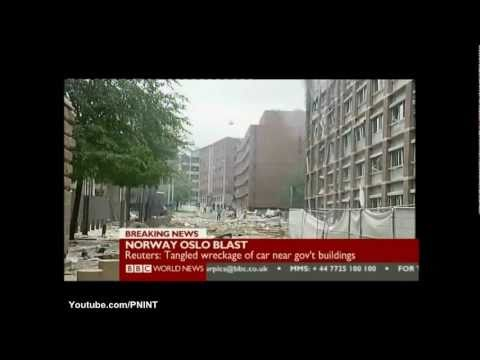 BBC:Breaking News, Oslo Explosion, 20110722