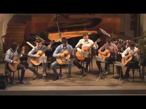 Komorní Hra Kytara - II. Absolventský Koncert ZUŠ Krnov