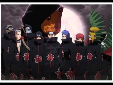 Naruto Shippuden Unrleased Ost 3 - Track 29 - Orochimaru's akatsuki's Theme video